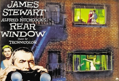 Rear Window (1954) Tamil Dubbed Movie DVDRip Watch Online