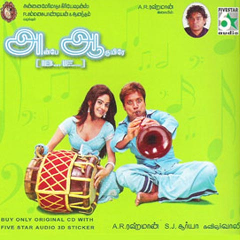 Anbe Aaruyire (2005) DVDRip Tamil Full Movie Watch Online