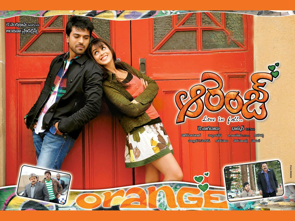 Orange (2010) Tamil Dubbed Movie HD 720p Watch Online