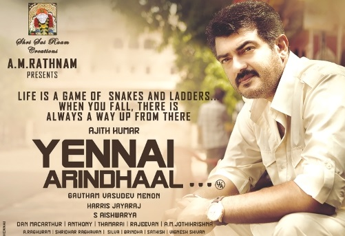 Yennai Arindhaal (2015) DVDRip Tamil Full Movie Watch Online