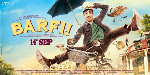 Barfi! (2012) Tamil Dubbed Movie HD 720p Watch Online