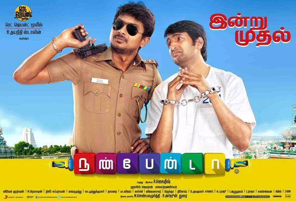 Nanbenda (2015) DVDRip Tamil Full Movie Watch Online