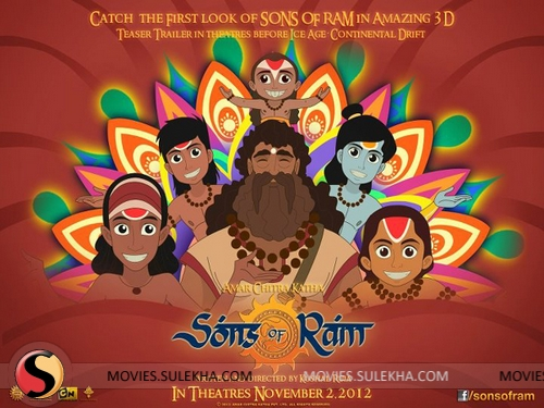 Sons of Ram (2012) Tamil Dubbed Movie HD 720p Watch Online