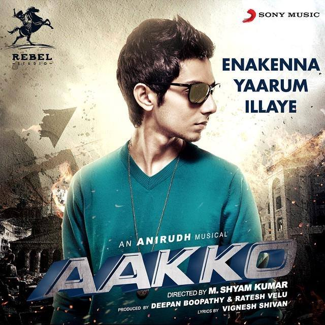 Aakko (2015) Tamil Full Movie Watch Online DVDScr
