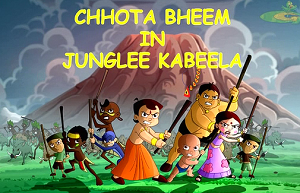 Chota Bheem In Jungli Kabeela (2013) Tamil Dubbed Movie HDRip Watch Online
