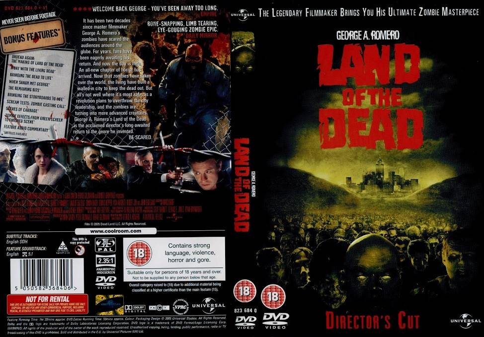 Land of the Dead (2005) Tamil Dubbed Movie HD 720p Watch Online