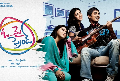 Oh My Friend (2011) Tamil Dubbed Movie HD 720p Watch Online