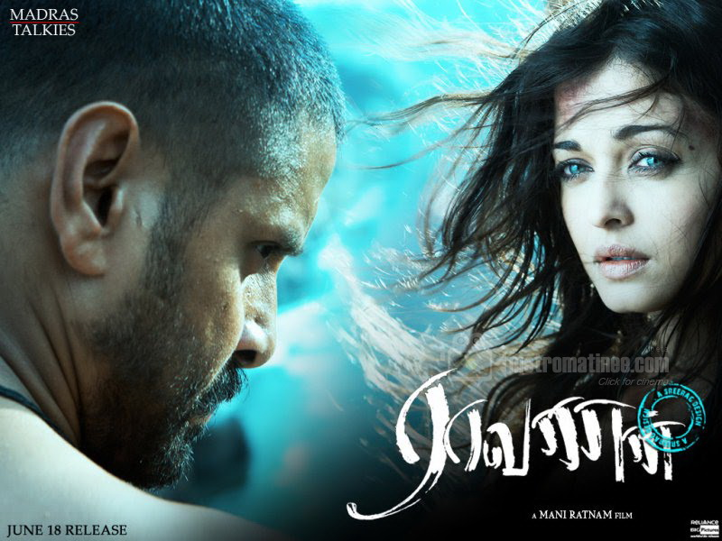 Raavanan (2010) HD 720p Tamil Movie Watch Online