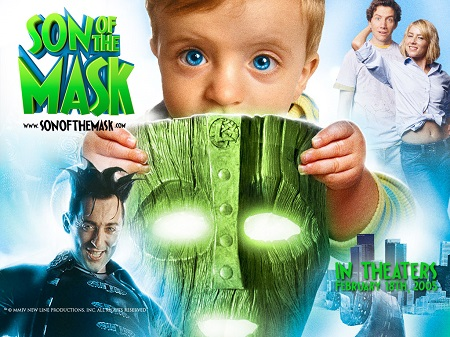 Son of the Mask (2005) Tamil Dubbed Movie HD 720p Watch Online