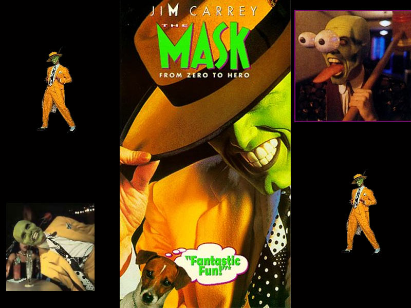 The Mask (1994) Tamil Dubbed Movie HD 720p Watch Online