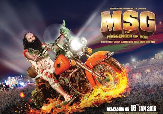 MSG The Messenger (2015) Tamil Dubbed Movie HD 720p Watch Online