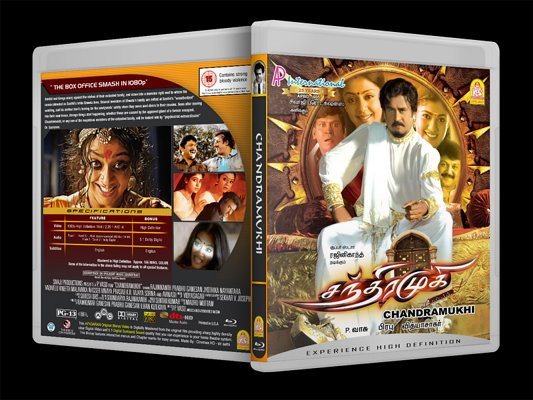 Chandramukhi (2005) HD 720p Tamil Movie Watch Online