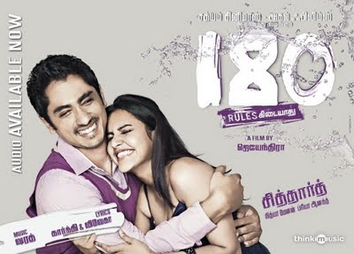 180 (2011) HD 720p Tamil Full Movie Watch Online