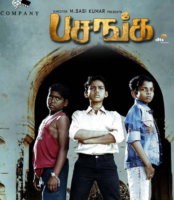 Pasanga (2009) DVDRip Tamil Full Movie Watch Online