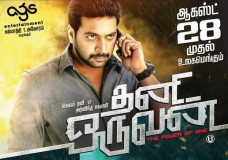 Thani Oruvan (2015) HD DVDRip Tamil Full Movie Watch Online