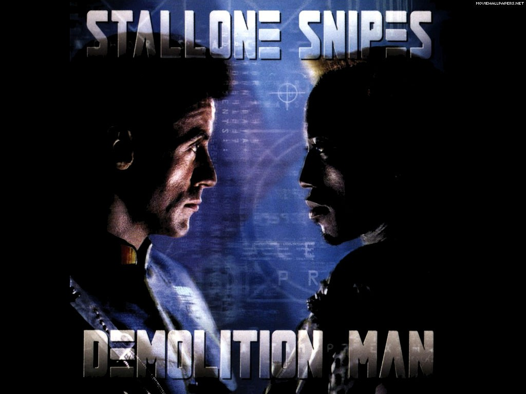 Demolition Man (1993) Tamil Dubbed Movie HD 720p Watch Online