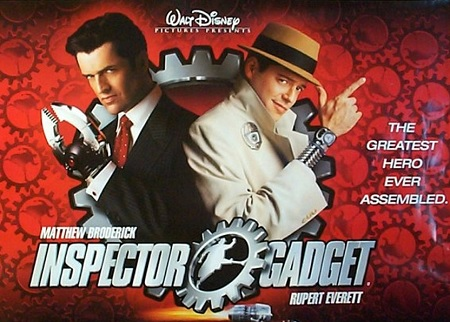 Inspector Gadget (1999) Tamil Dubbed Movie HD 720p Watch Online