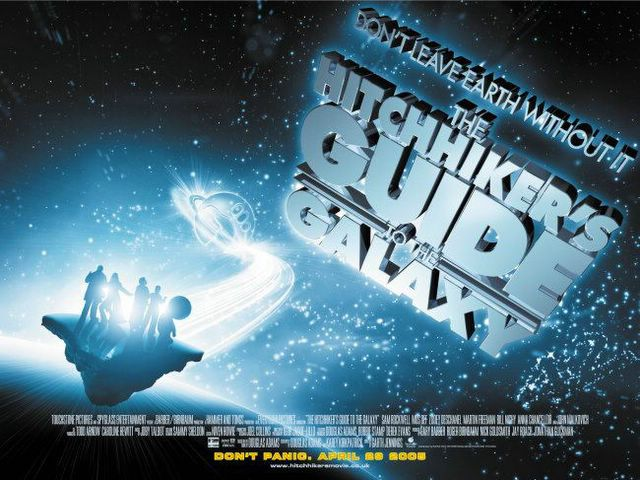 The Hitchhiker's Guide to the Galaxy (2005) Tamil Dubbed Movie HD 720p Watch Online