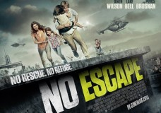 No Escape (2015) Tamil Dubbed Movie HD 720p Watch Online