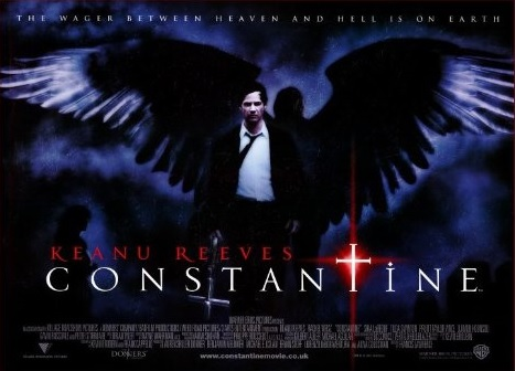 Constantine (2005) Tamil Dubbed Movie HD 720p Watch Online