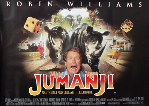 Jumanji (1995) Tamil Dubbed Movie HD 720p Watch Online
