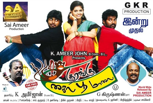Kurangu Kaila Poo Maalai (2016) DVDScr Tamil Full Movie Watch Online