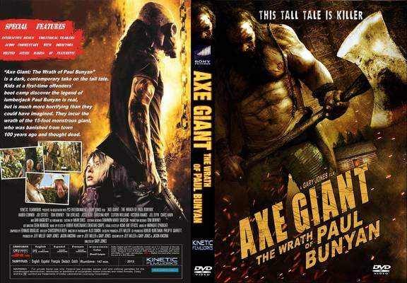 Axe Giant The Wrath of Paul Bunyan (2013) Tamil Dubbed Movie HD 720p Watch Online