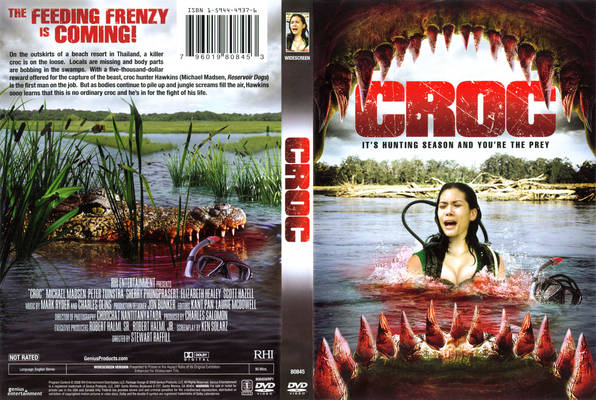 Croc 2007 Tamil Dubbed Movie DVDRip Watch Online