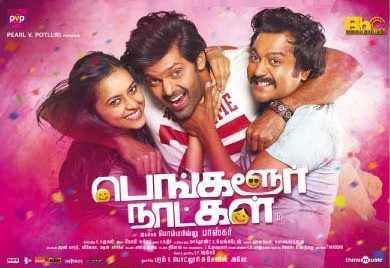 Bangalore Naatkal (2016) HD 720p Tamil Movie Watch Online