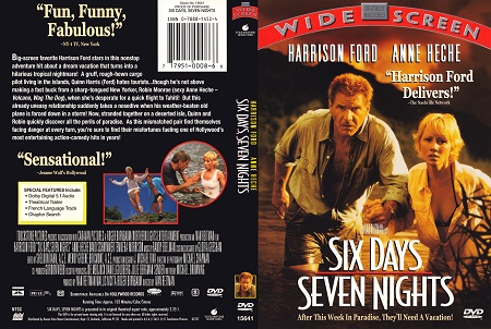 Six Days Seven Nights (1998) Tamil Dubbed Movie HD 720p Watch Online