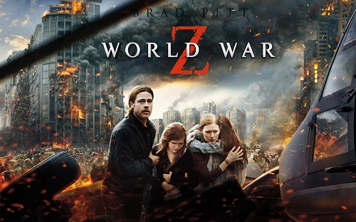 World War Z (2013) Tamil Dubbed Movie HD 720p Watch Online