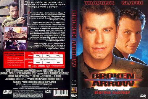 Broken Arrow (1996) Tamil Dubbed Movie HD 720p Watch Online
