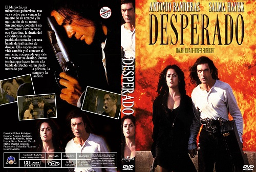 Desperado (1995) Tamil Dubbed Movie HD 720p Watch Online
