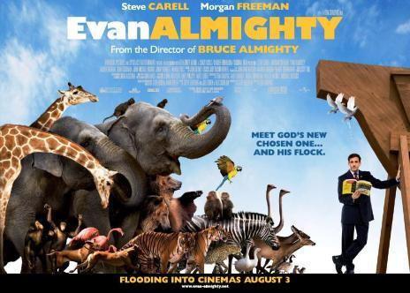 Evan Almighty (2007) Tamil Dubbed Movie HD 720p Watch Online