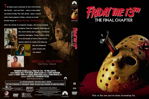 Friday the 13th: The Final Chapter (1984) Tamil Dubbed Movie HD 720p Watch Online