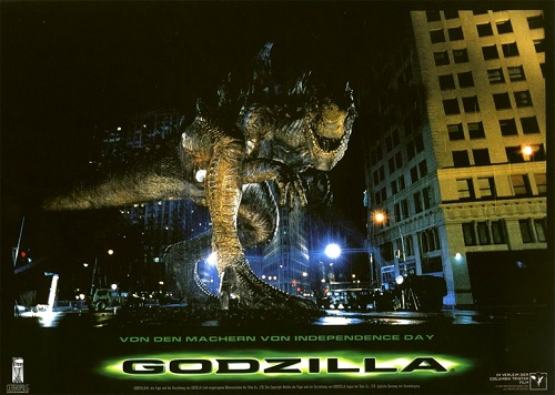 Godzilla (1998) Tamil Dubbed Movie HD 720p Watch Online
