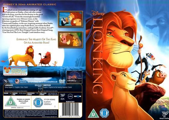 The Lion King (1994) Tamil Dubbed Cartoon Movie HD 720p Watch Online