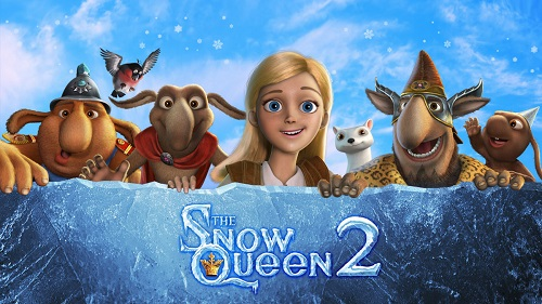 The Snow Queen 2: The Snow King (2014) Tamil Dubbed Movie HD 720p Watch Online