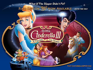Cinderella III: A Twist in Time (2007) Tamil Dubbed Movie HD 720p Watch Online