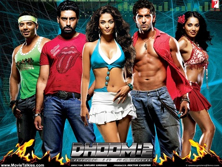 Dhoom 2 (2006) Tamil Dubbed Movie HD 720p Watch Online