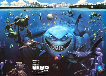 Finding Nemo (2003) Tamil Dubbed Movie HD 720p Watch Online
