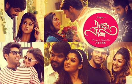 Raja Rani (2013) HD DVDRip Tamil Full Movie Watch Online
