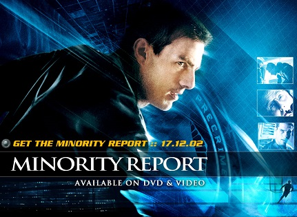 Minority Report (2002) Tamil Dubbed Movie HD 720p Watch Online