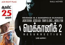 Mechanic 2: Resurrection (2016) Tamil Dubbed Movie HDRip 720p Watch Online (Line Audio)