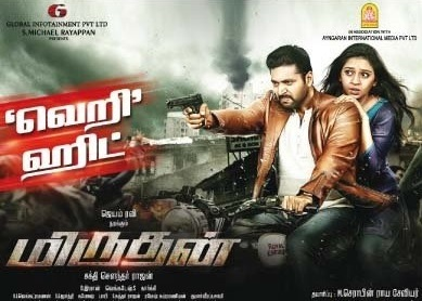 Miruthan (2016) HD DVDRip Tamil Full Movie Watch Online
