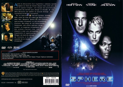 Sphere (1998) Tamil Dubbed Movie HD 720p Watch Online