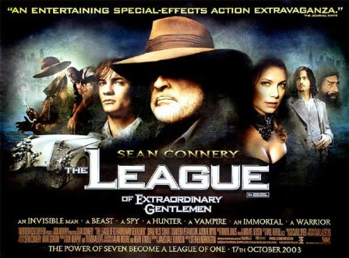 The League of Extraordinary Gentlemen (2003) Tamil Dubbed Movie HD 720p Watch Online