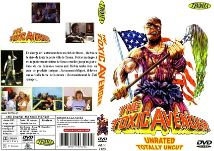 The Toxic Avenger (1984) Tamil Dubbed Movie HD 720p Watch Online