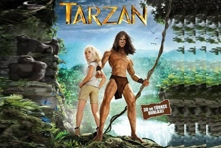 Tarzan (1999) Tamil Dubbed Movie HD 720p Watch Online