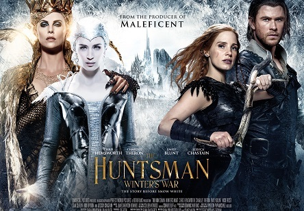The Huntsman: Winter's War (2016) Tamil Dubbed Movie HD 720p Watch Online (Extended)